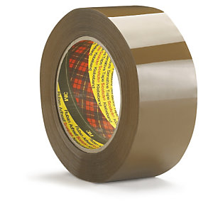 3M 1176 Buff Packaging Tape