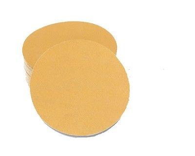 3M Gold Plain Hookit Disc