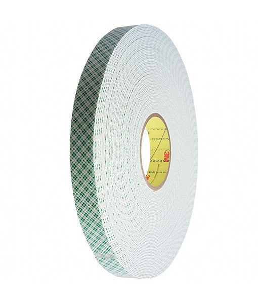 3M Double Sided Foam Tapes (#4016) 1