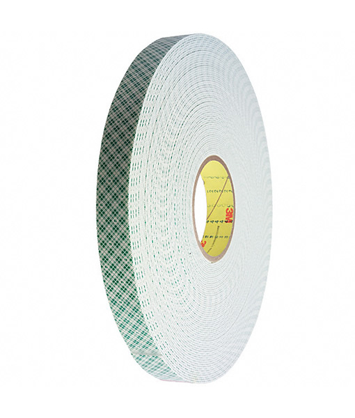 3M Double Sided Foam Tapes (#4016)