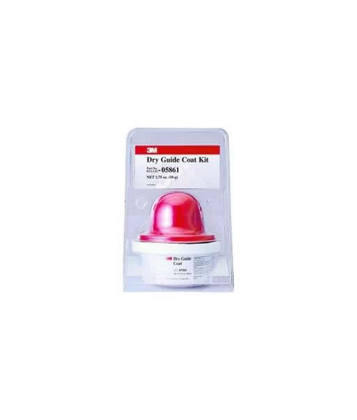 3M #5861 Dry Guide Cartridge Kit