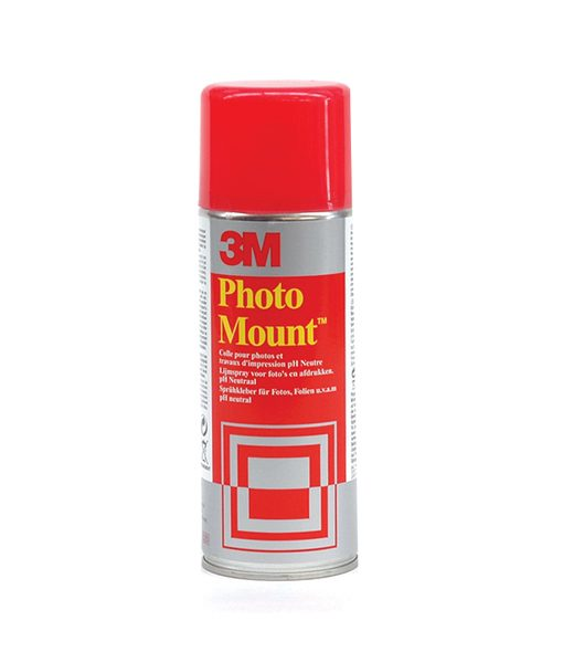 Photomount Spray 1