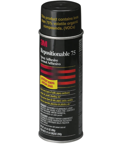 Repositional Spray (#75)
