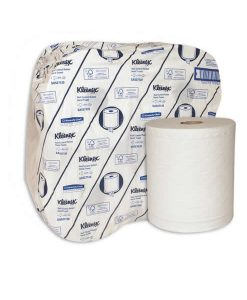 Kleenex Roll Control Rolled Hand Towels (2 Ply)