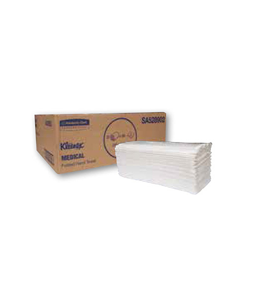 Kleenex Medical Folded Towel (2 Ply)