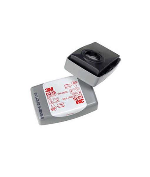 3M #6038 Particulate Cartridge