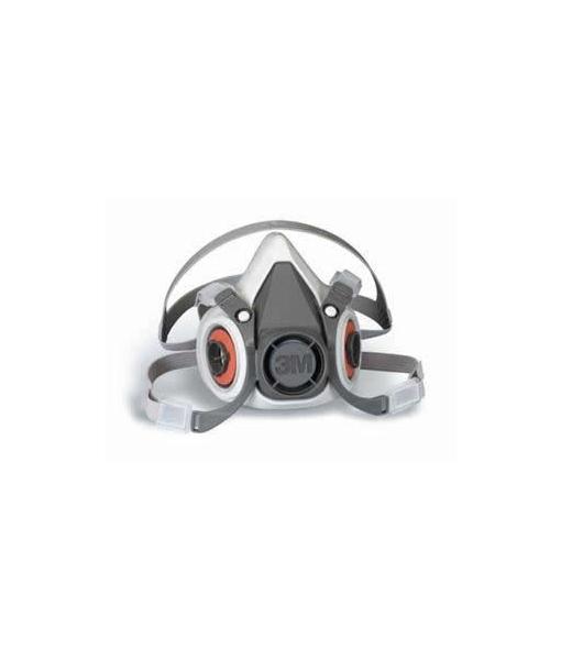 3M #6100 Mask Half (Small)