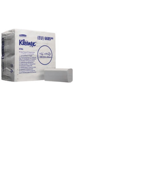 Kleenex Xtra Hand Towel (2 Ply)