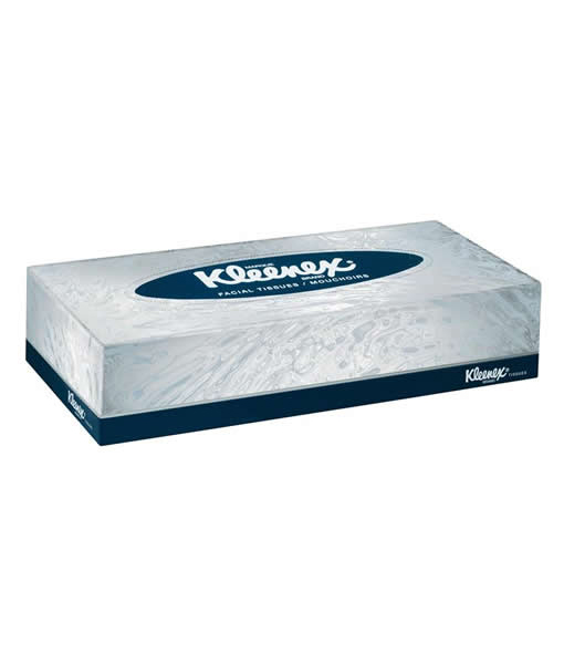 Kleenex Facial Tissues (2 Ply)