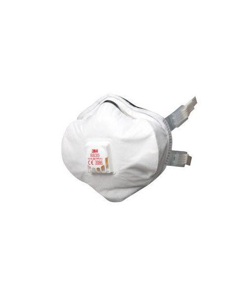 3M #8835 FFP3 Valved Respirator 1