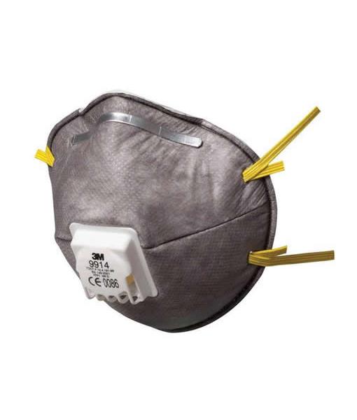 3M #9914 FFP1 Valved Respirator