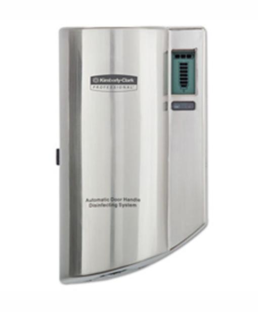 Electronic-Door-Handle-Sanitiser-Dispenser