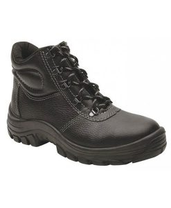 #60002 Maverick Boot Black (Steel Toe Cap)