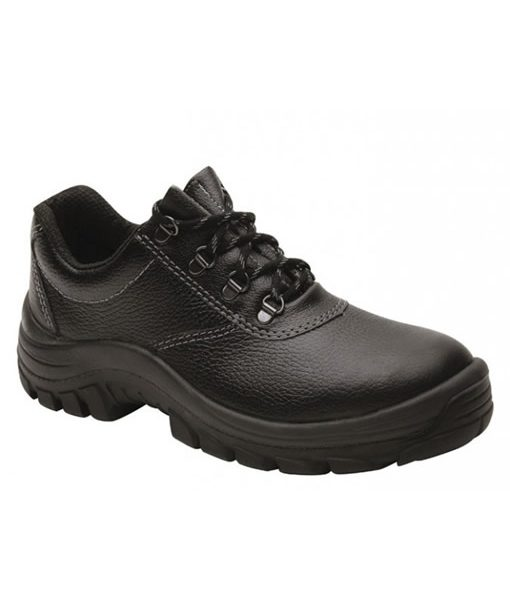 #60001 Radical Shoe Black (Steel Toe Cap) 1