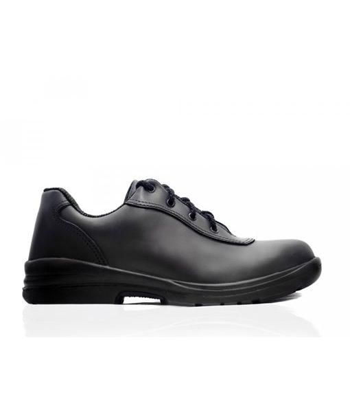 #51002 Venice Ladies Shoe Black 1