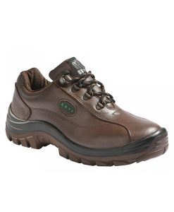#60012 Trainer Shoe Black or Walnut (Steel Toe Cap)