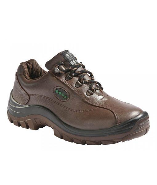#60012 Trainer Shoe Black or Walnut (Steel Toe Cap) 1