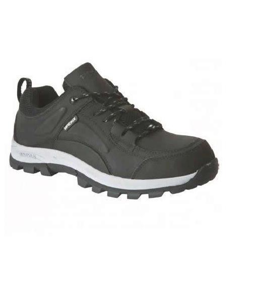 black aeon sports shoe steel toe cap legg wessel