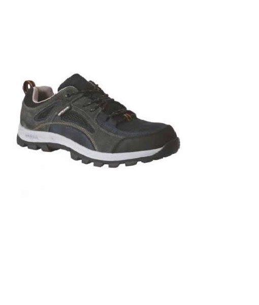Blue Suede Aeon Shoe (Steel Toe Cap) 1