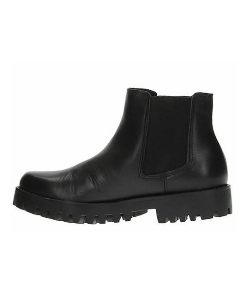 Black Chelsea Boot 1
