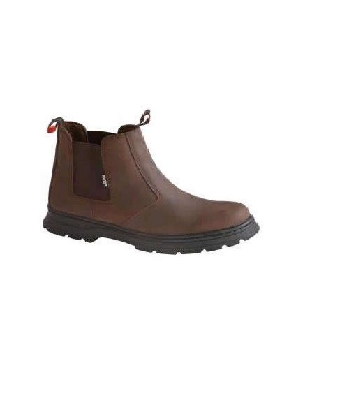 Brown Chelsea Boot 1