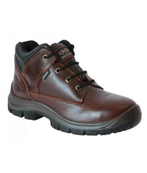 Brown Hiker Boot (Steel Toe Cap) 1