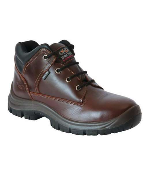 Brown Hiker Boot (Steel Toe Cap)