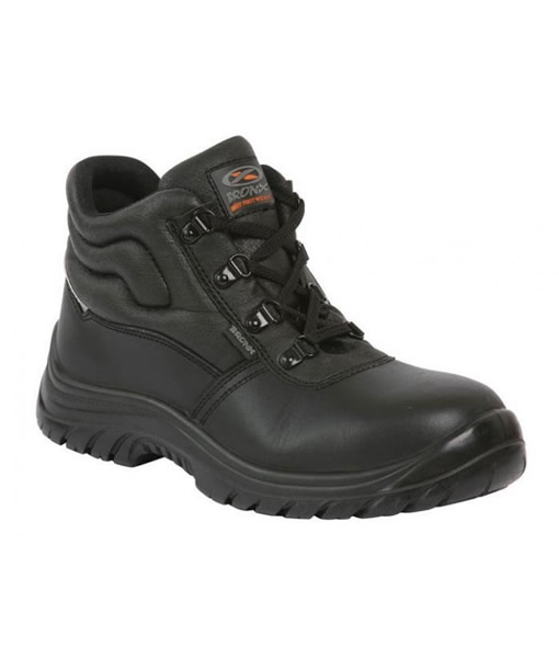 Black Ignite Boot (Steel Toe Cap)