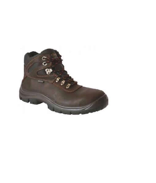 Brown Volcano Boot (Steel Toe Cap)