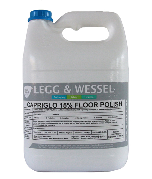 Capriglo Floor Cleaner / Polish