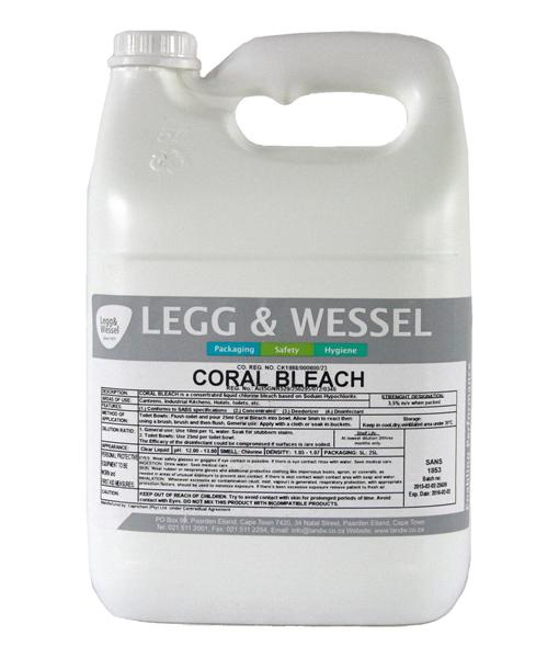 Coral Bleach