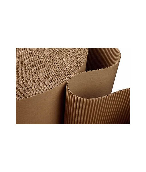 Single Faced Corrugated Board (SFK) 1