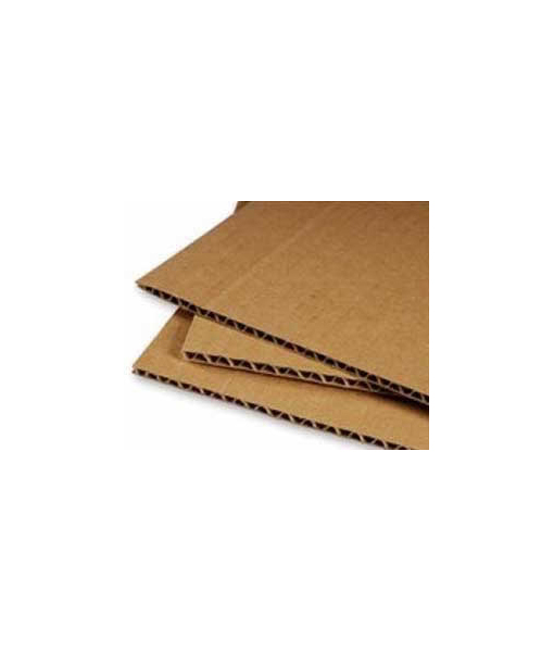 Double Faced Corrugated Sheets