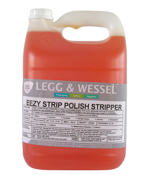Eezy Polish Stripper