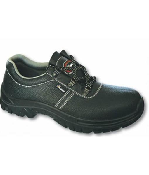#2941 Cipher Shoe Black (Steel Toe Cap)