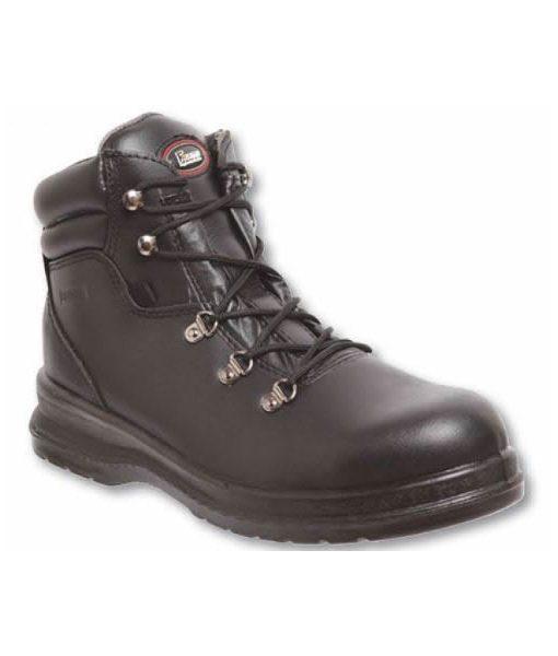 #3915 Prevoke Ladies Boot Black (Steel Toe Cap) 1