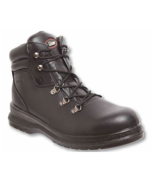 #3915 Prevoke Ladies Boot Black (Steel Toe Cap)