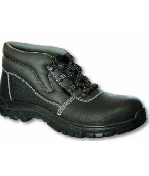 #4941 Quantum Boot Black (Steel Toe Cap) 1