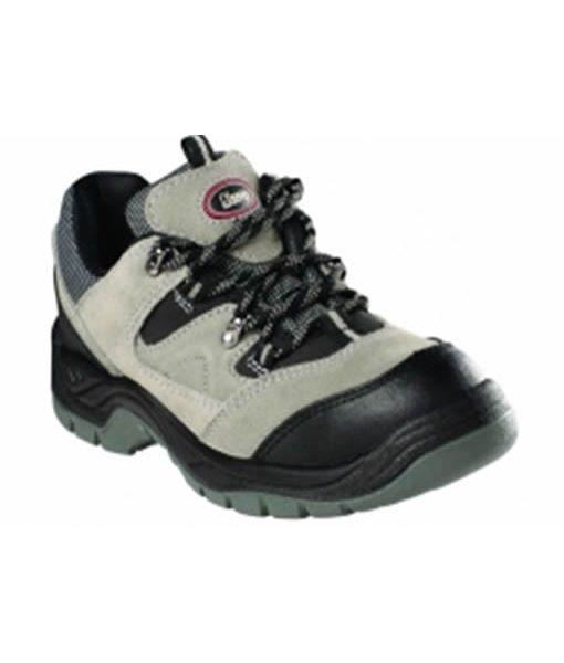 #2923 Spider Shoe Grey (Steel Toe Cap) 1