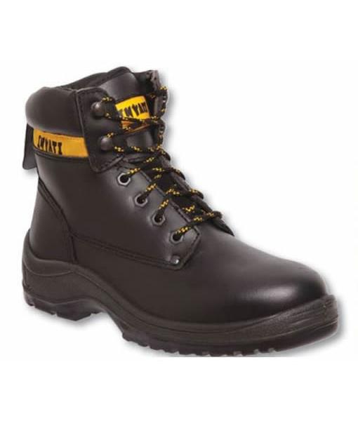 #4060 Titanium Boot Black (Steel Toe Cap)