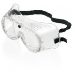 GP Clear goggles with Direct Vent
