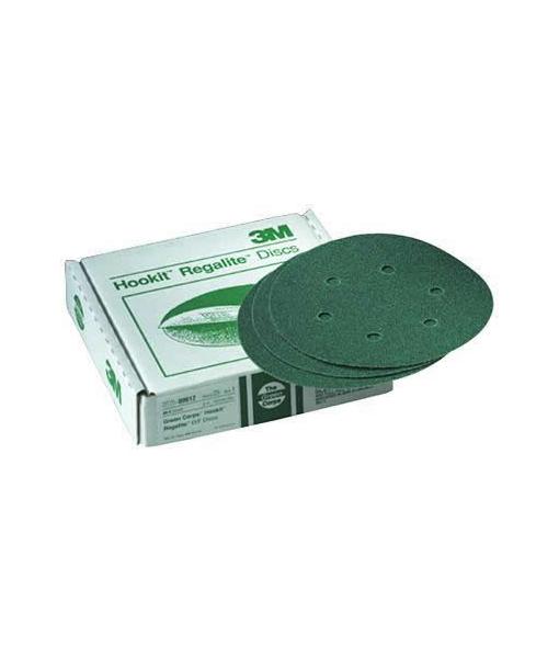 3M 6 Hole Hookit Discs