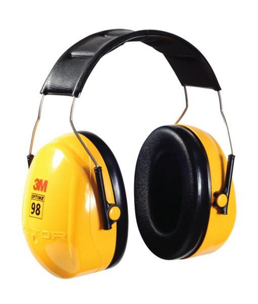 3M #H9AEarmuff Optime Headband 1
