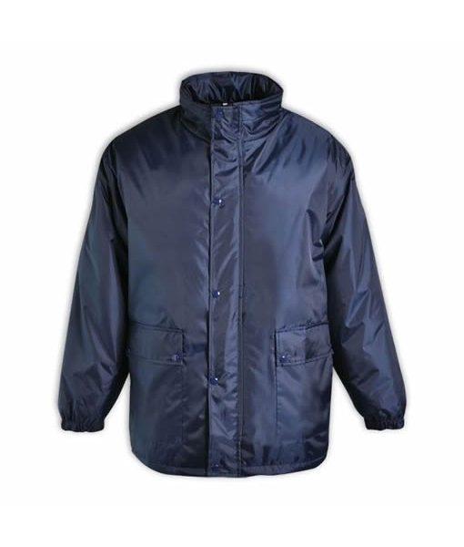 Navy Freezer Jacket 1