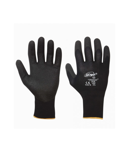 Ninja Black HTP Gloves