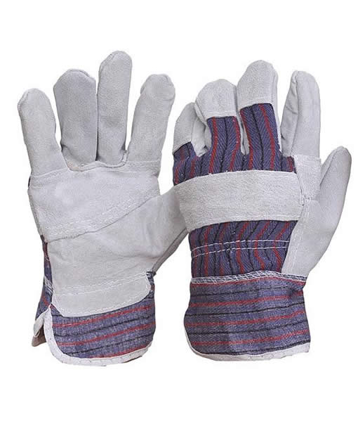 Standard Candy Stripe Gloves