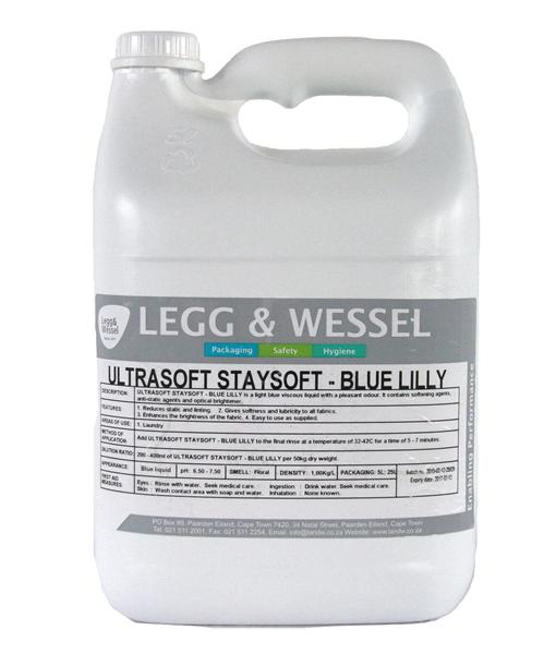 Ultrasoft Blue Staysoft