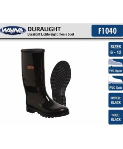 #1040 Mens Duralight Black or Olive