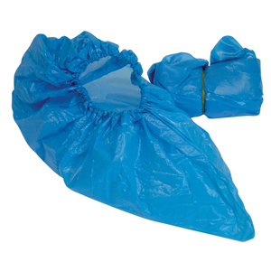 Disposable Blue Overshoes